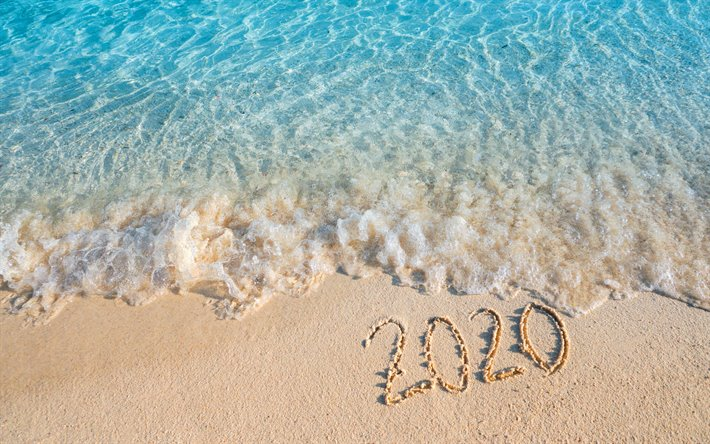 thumb2-2020-concepts-beach-sand-inscription-2020-in-the-sand-summer-2020